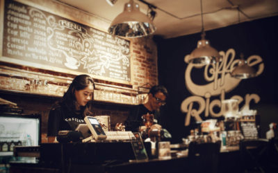 Why Working From Coffee Shops Makes You More Productive