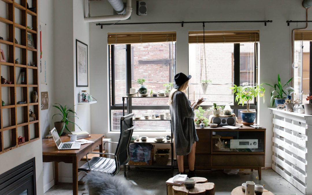 Four tips on staying productive by working from home